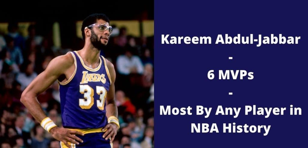 most mvps in nba